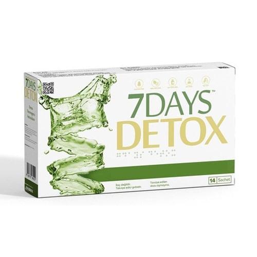 7Days Detox - 2 Paket