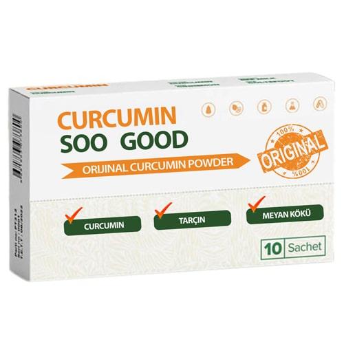 Altın Yoğurt Kürü Curcumin 500 SOO Good