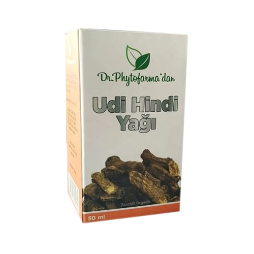 Dr Phytofarma Udi Hindi Yağı 50 Ml 2 Şişe