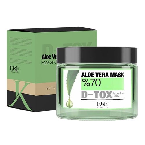 Eke Aloe Vera Detox Maskesi