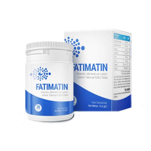 Fatimatin 30 Kapsül 2 Kutu