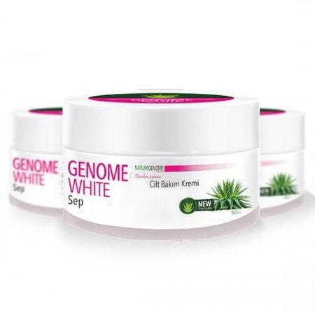Genome white Krem 3 Kutu