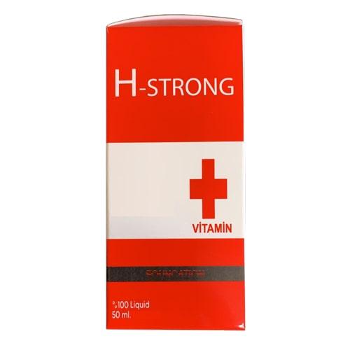 H Strong / H-Strong Tonik 2 Kutu