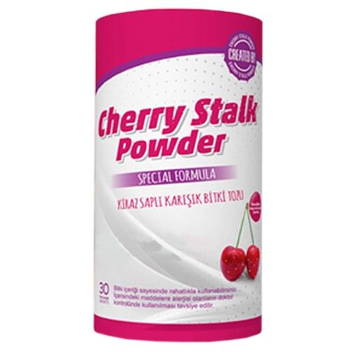 Kiraz Sapı Tozu Cherry Stalk Powder 2 Kutu