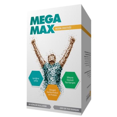Megamax Toz Karışım 2 Kutu