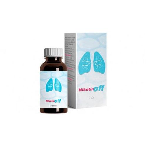 Nikotinoff Şurup - 2 Kutu